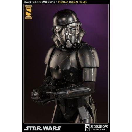 Star Wars Blackhole Stormtrooper Premium Format (Estátua) - Sideshow