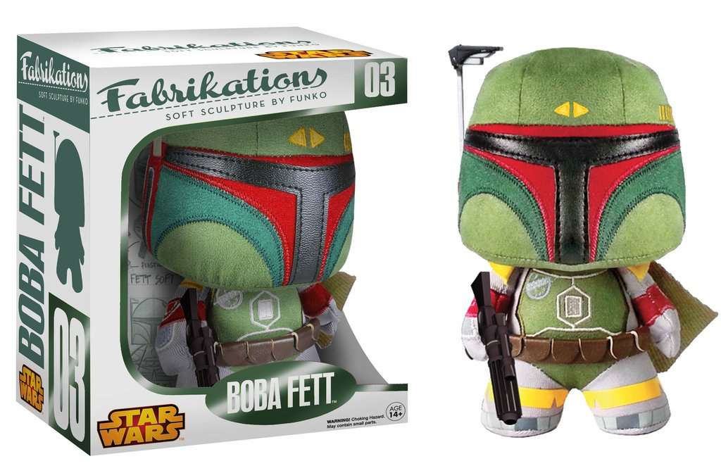 Funko Star Wars Boba Fett Fabrikations - Funko