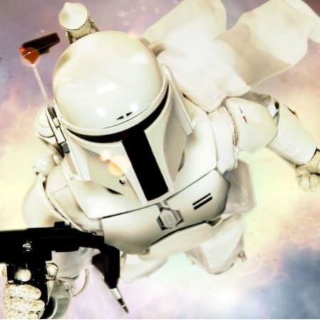 Star Wars Boba Fett Prototype Armor 1:6 - Sideshow