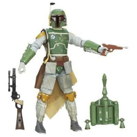 Action Figure Boba Fett:Star Wars The Black Series (40 Anos O Império Contra-Ataca) (40th The Empire Strikes Back) - Hasbro - Hasbro (E9927)