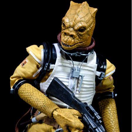 Star Wars Bossk 1:6 - Sideshow