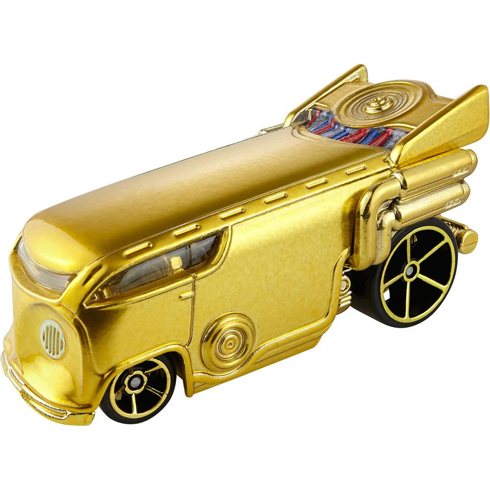 Carinho Hot Wheels C-3PO: Star Wars - Mattel