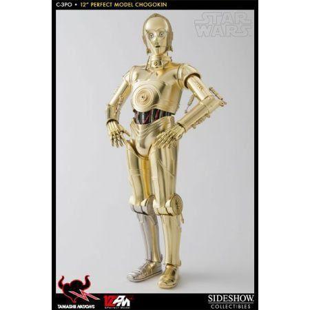 Star Wars C-3PO Perfect Model Chogokin 1:6 - Bandai