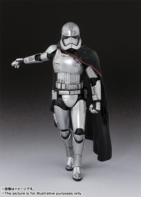 Star Wars Captain Phasma S.H. Figuarts - Bandai