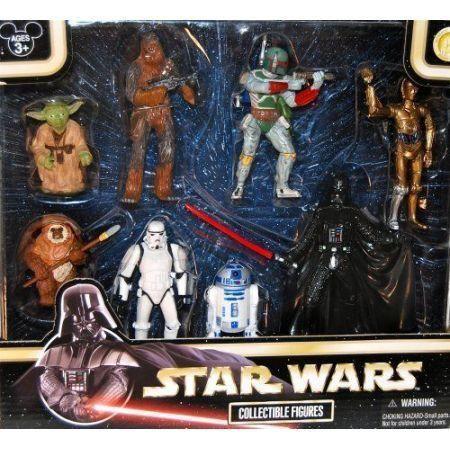 Star Wars Collectible Figures Disney - Star Wars