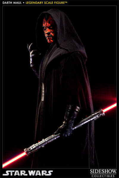 Star Wars Darth Maul Legendary Scale - Sideshow