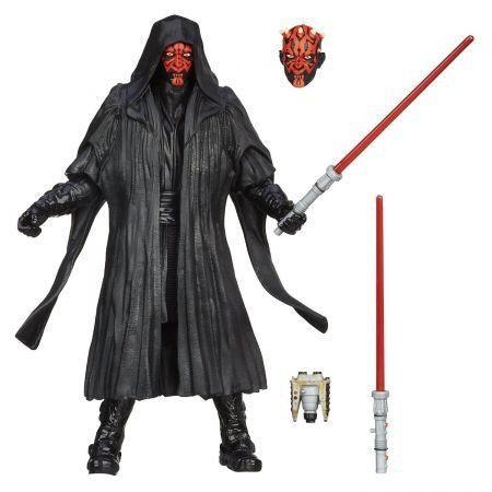 Star Wars Darth Maul The Black Series 1 - Hasbro