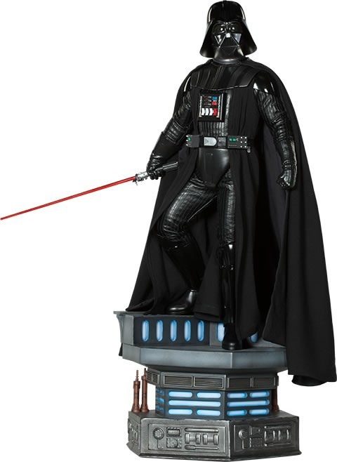 Estátua Darth Vader Lord of the Sith: Star Wars Premium Format Escala 1/4 - Sideshow - (Apenas Venda Online)