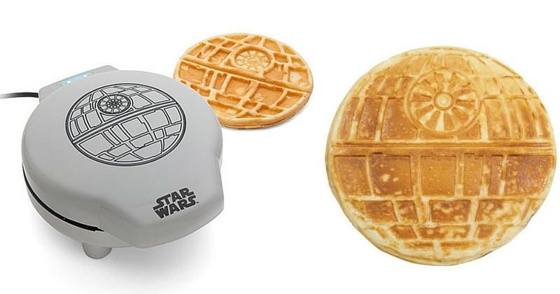 Star Wars: Death Star Waffle Maker - ThinkGeek