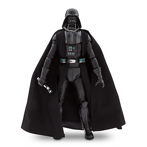 Star Wars Elite Series: Darth Vader Premium Action Figure Escala 1/6 - Disney Store