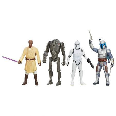 Star Wars Episode II Digital Collection - Hasbro