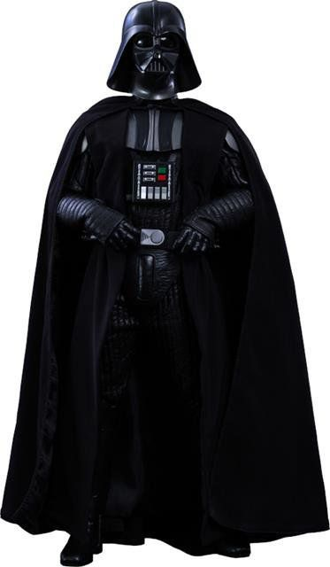 Action Figure Darth Vader: Star Wars Uma Nova Esperança (A New Hope) Escala 1/6 (MMS279) (USADO E SEM CAIXA)- Hot Toys