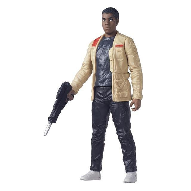 Star Wars Episódio VII Finn 15cm - Hasbro