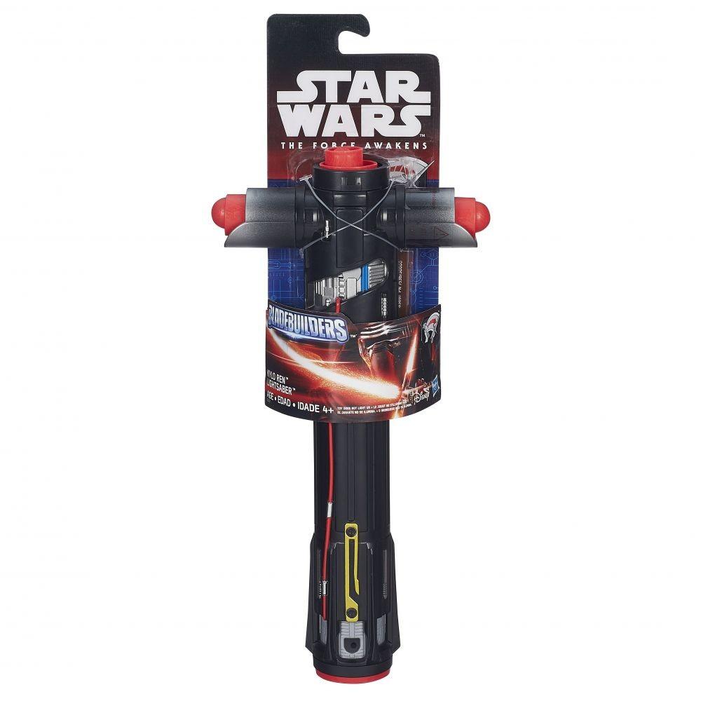 Star Wars Episódio VII Sabre de Luz Básico Kylo Ren - Hasbro