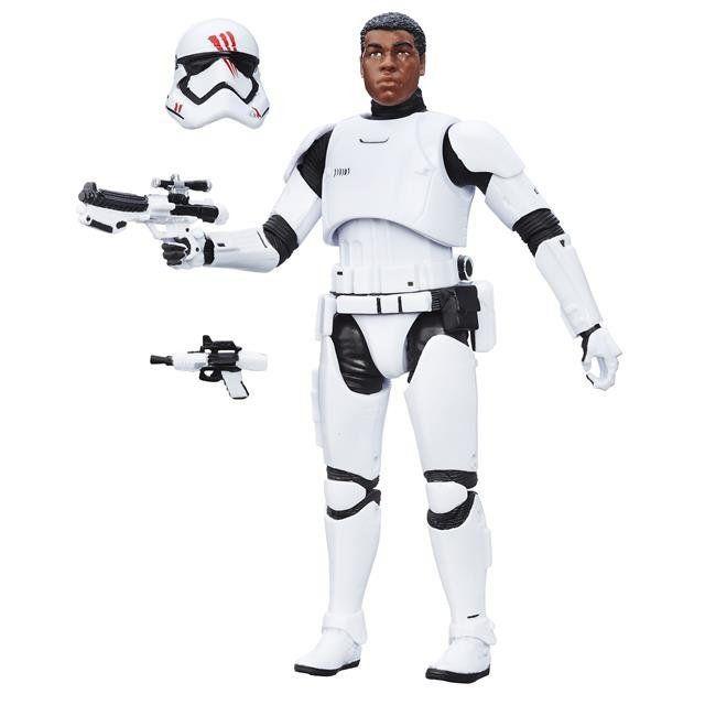Boneco Finn FN-2187 StormTrooper: Star Wars (The Black Series) #17 - Hasbro