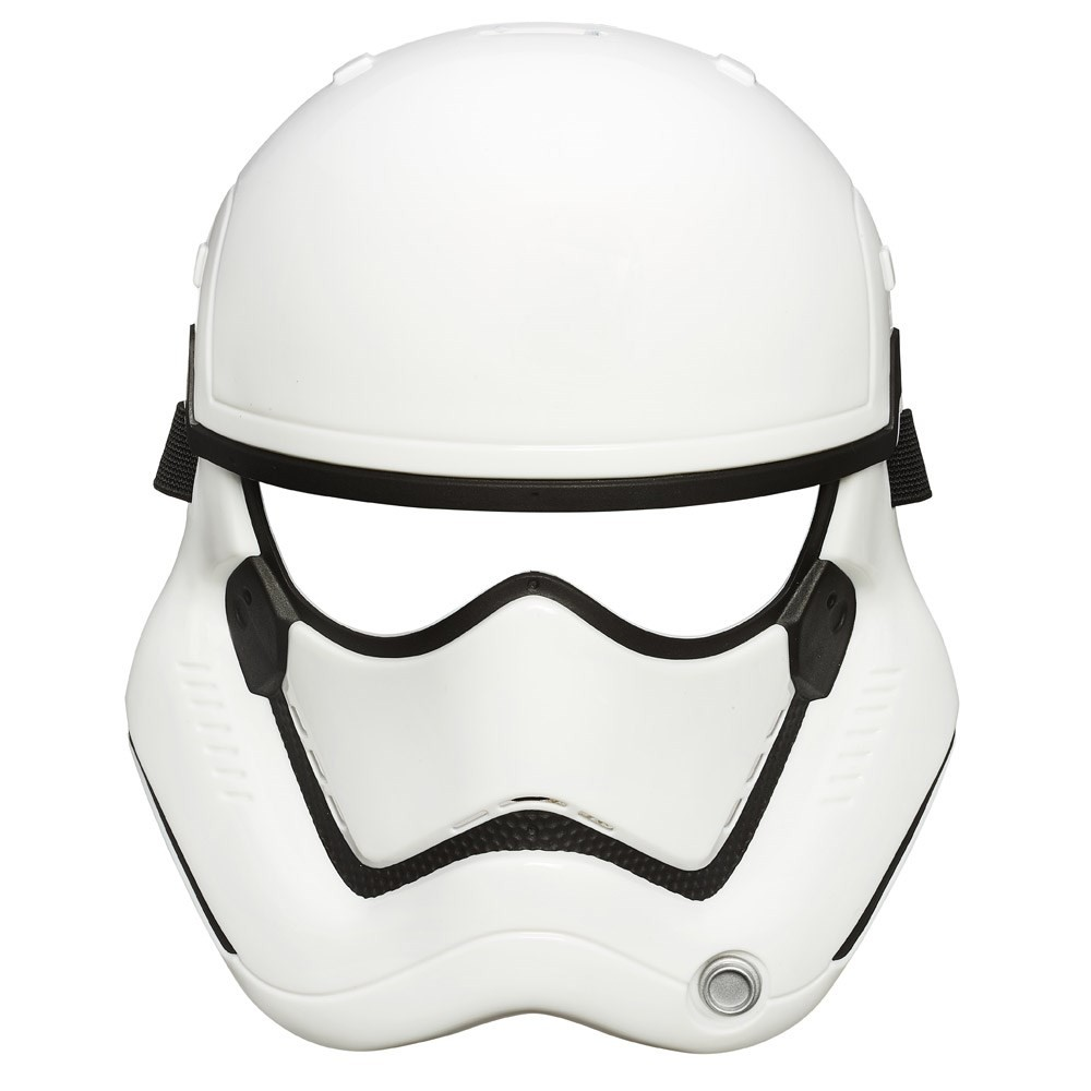 Star Wars Episódio VII Mascara Básica: Stormtrooper - Hasbro