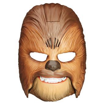 Máscara Eletrônica Chewbacca: Star Wars O Despertar da Força