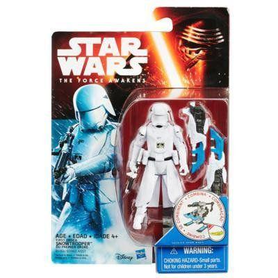 Star Wars Epsódio VII: Snowtrooper - Hasbro