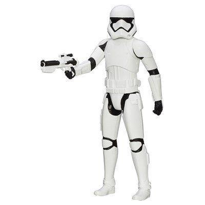Star Wars Episódio VII Stormtrooper Du Premier Ordre 30cm - Hasbro