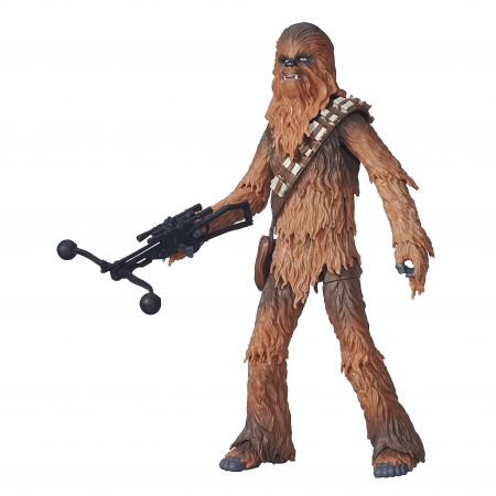 Star Wars Episódio VII The Black Series Chewbacca - Hasbro