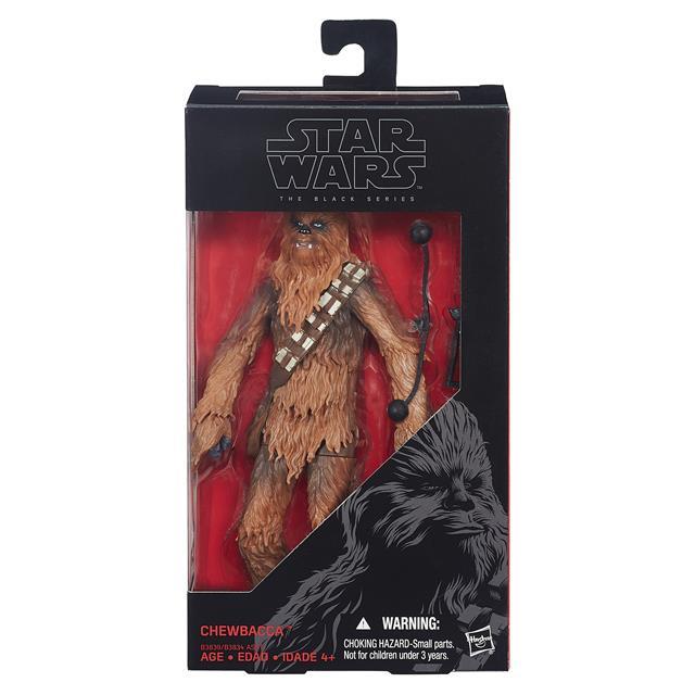 Star Wars Episódio VII The Black Series Chewbacca - Hasbro