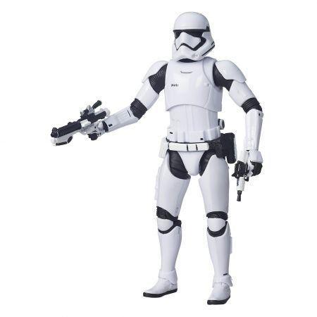 Star Wars Episódio VII The Black Series First Order Stormtrooper - Hasbro