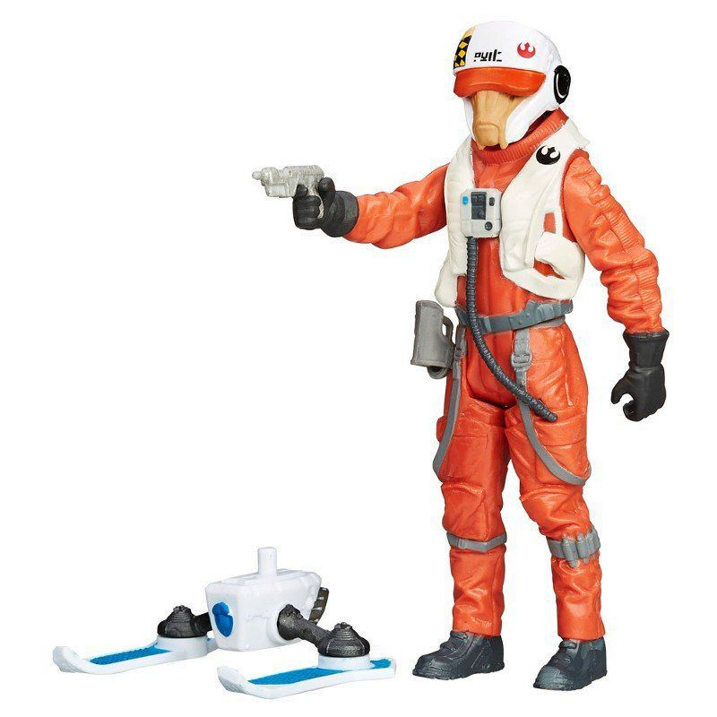 Star Wars Epsódio VII: X-Wing Pilot Asty - Hasbro