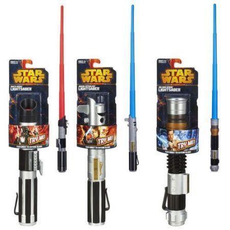 Star Wars Extended Lightsabers - (anakin lightsaber) - Hasbro