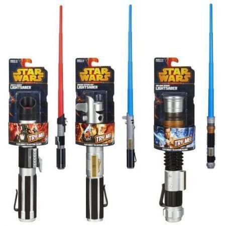 Star Wars Extended Lightsabers - (Darth Vader lightsaber) - Hasbro