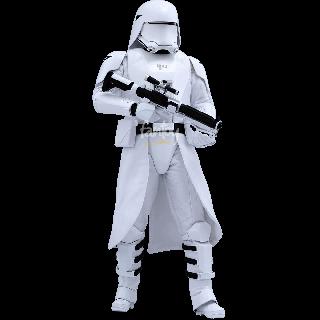 Action Figure First Order Snowtrooper: Star Wars O Despertar da Força Escala 1/6 Boneco Colecionável (MMS321) - Hot Toys