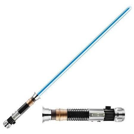 Star Wars Force FX Obi-Wan Kenobi (Removable Blade) Lightsaber - Hasbro
