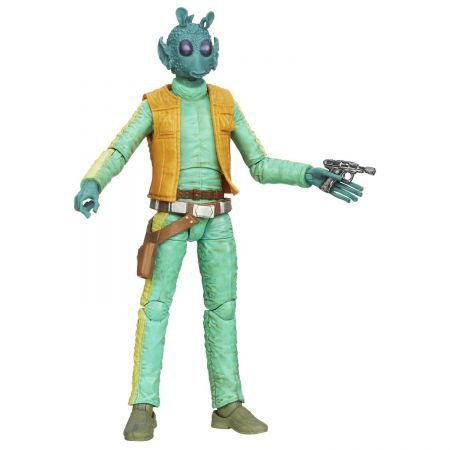Star Wars Greedo The Black Series - Hasbro