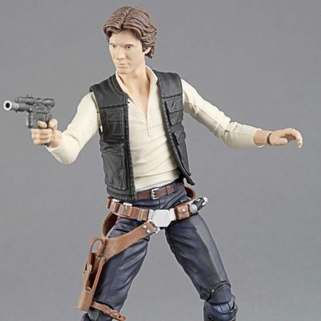 Star Wars Han Solo - The Black Series - Hasbro