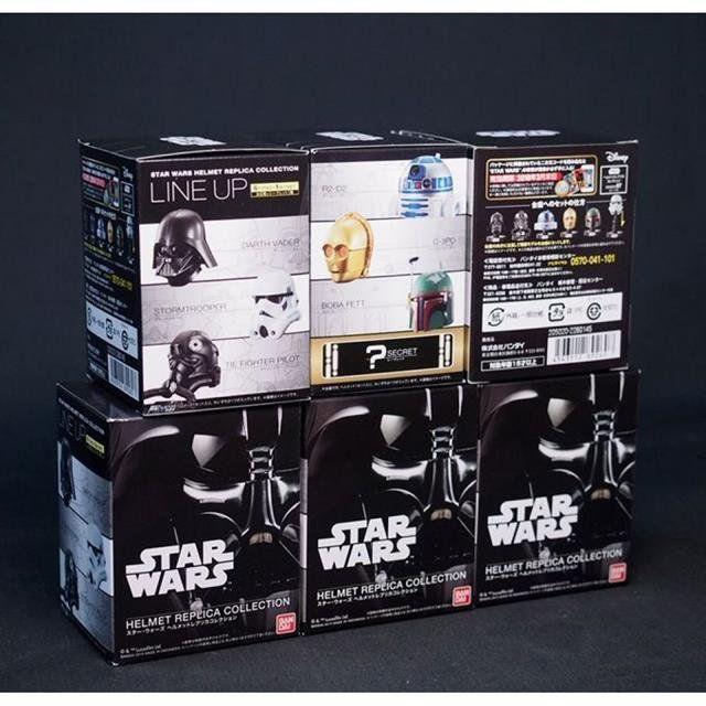 Star Wars Helmet Replica Collection - Bandai