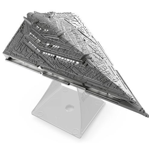 Caixa de Som Imperial Star Destroyer BT Speaker: Star Wars: O Despertar da Força