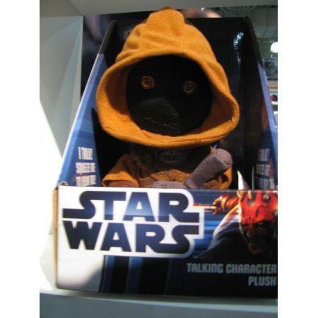 Star Wars Jawa (Pelúcia Falante) - Underground Toys