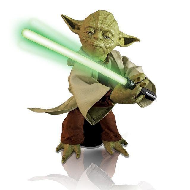 Star Wars Jedi Master: Legendary Yoda - Spin Master