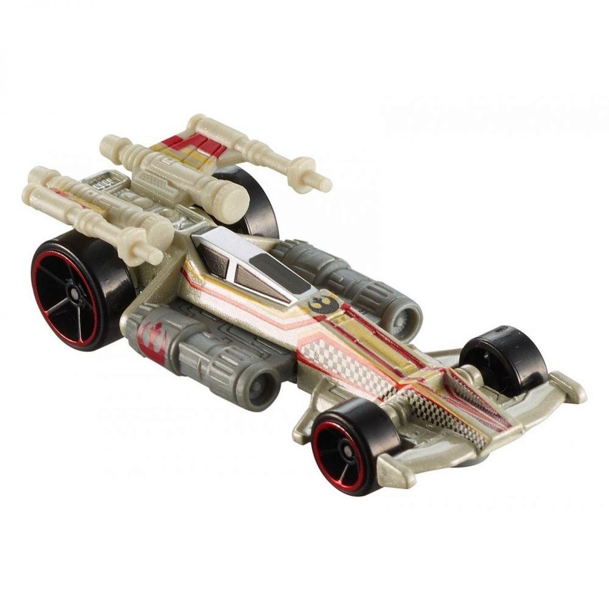 Star Wars: Luke's X-Wing Fighter - Hot Wheels