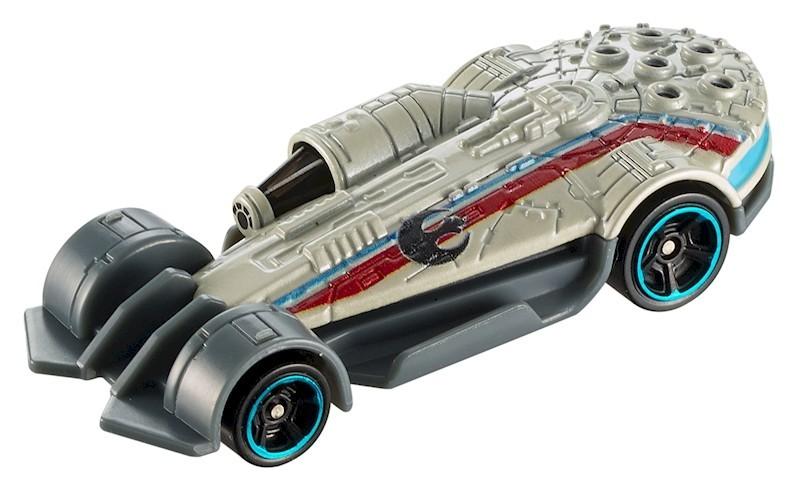 Star Wars: Millennium Falcon - Hot Wheels