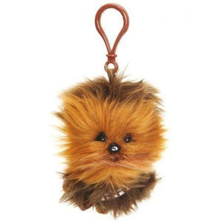 Star Wars Mini Pelúcia Falante Chewbacca - Underground Toys