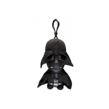 Star Wars Mini Pelúcia Falante Dath Vader - Underground Toys