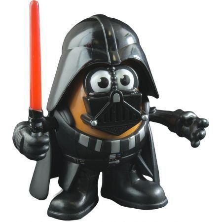 Star Wars Mr. Potato Head Darth Vader - PPW Toys