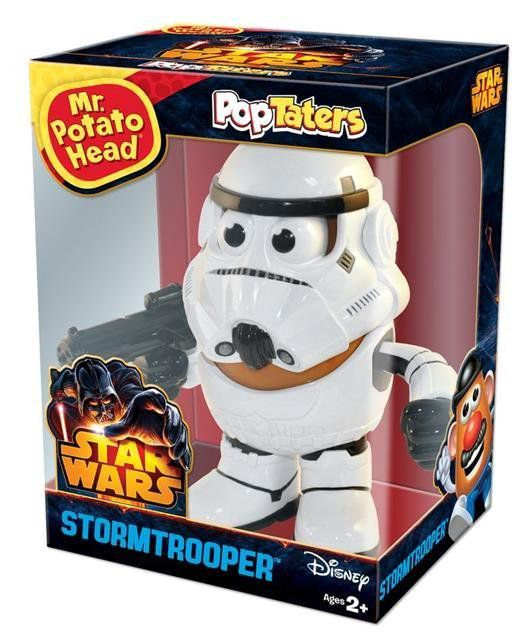 Star Wars Mr. Potato Head Stormtrooper