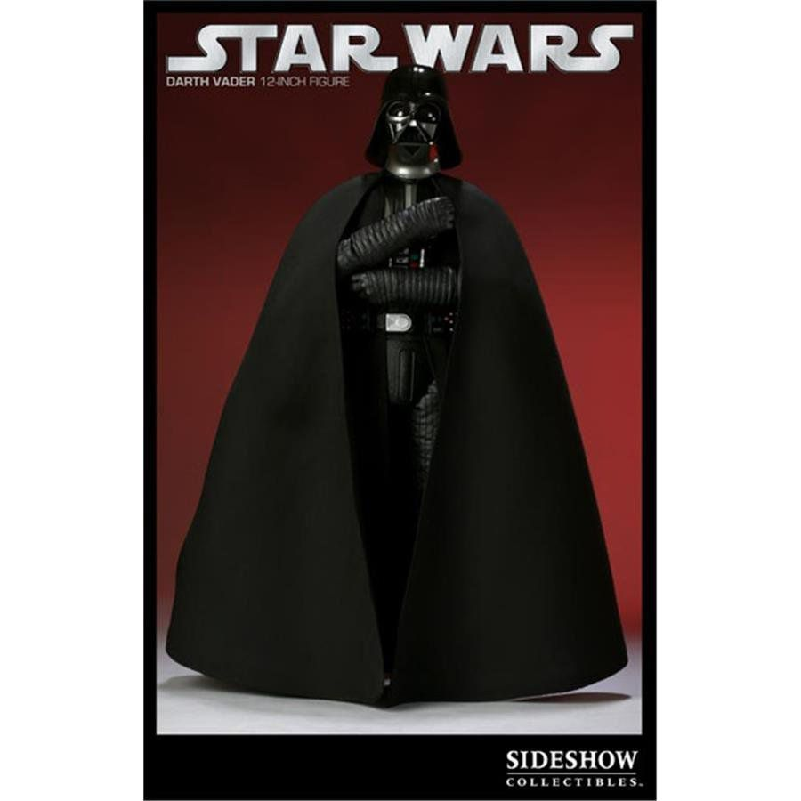 Star Wars O Retorno de Jedi: Darth Vader Escala 1/6 - Sideshow