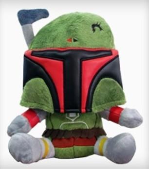 Star Wars Pelúcia com Som: Boba Fett - DTC