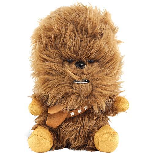 Star Wars Pelúcia com Som: Chewbacca - DTC
