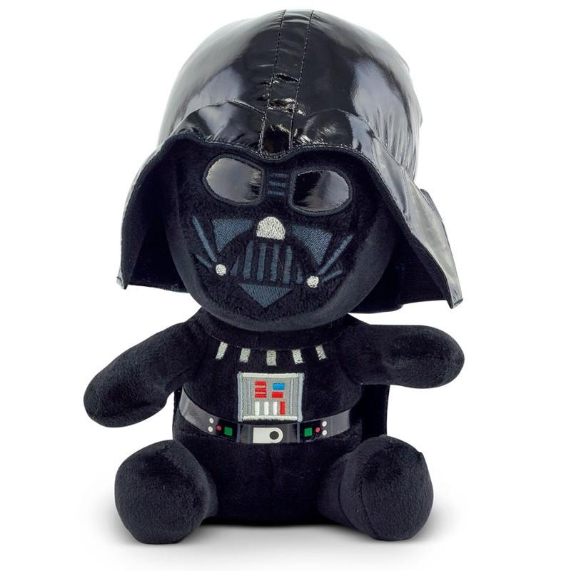 Star Wars Pelúcia com Som: Darth Vader - DTC
