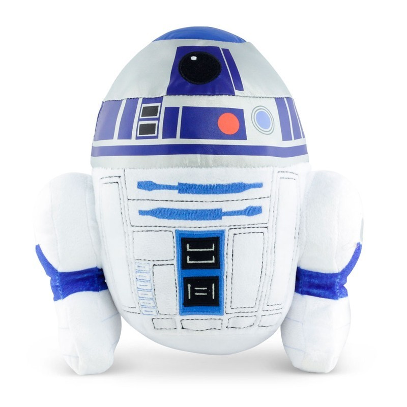 Star Wars Pelúcia com Som: R2-D2 - DTC