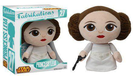 Funko Star Wars Princesa Leia Fabrikations - Funko