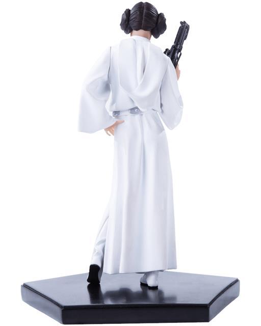 Estátua Princesa Leia: Star Wars Art Scale Escala 1/10 - Iron Studios
